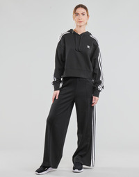 vaatteet Naiset Verryttelyhousut adidas Originals RELAXED PANT PB Musta