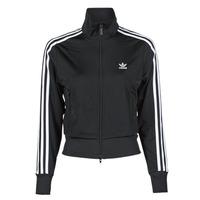 vaatteet Naiset Ulkoilutakki adidas Originals FIREBIRD TT PB Musta