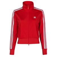 vaatteet Naiset Ulkoilutakki adidas Originals FIREBIRD TT PB Punainen