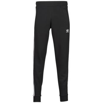 vaatteet Miehet Verryttelyhousut adidas Originals 3-STRIPES PANT Musta
