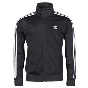 vaatteet Miehet Ulkoilutakki adidas Originals FBIRD TT Musta