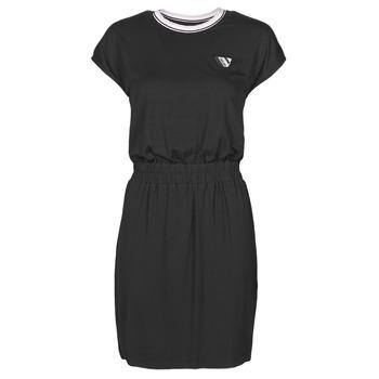 vaatteet Naiset Lyhyt mekko Volcom SIIYA DRESS Musta