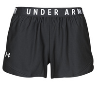 vaatteet Naiset Shortsit / Bermuda-shortsit Under Armour PLAY UP SHORTS 3.0 Musta