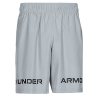 vaatteet Miehet Shortsit / Bermuda-shortsit Under Armour UA WOVEN GRAPHIC WM SHORT Harmaa