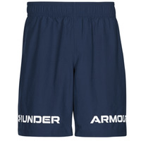 vaatteet Miehet Shortsit / Bermuda-shortsit Under Armour UA WOVEN GRAPHIC WM SHORT Sininen