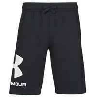 vaatteet Miehet Shortsit / Bermuda-shortsit Under Armour UA RIVAL FLC BIG LOGO SHORTS Musta