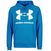 vaatteet Miehet Svetari Under Armour UA RIVAL FLEECE BIG LOGO HD Sininen