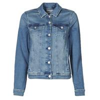 vaatteet Naiset Farkkutakki Esprit JOGGER JACKET Blue