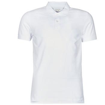 vaatteet Miehet Lyhythihainen poolopaita Esprit COO N PI PO SS Valkoinen