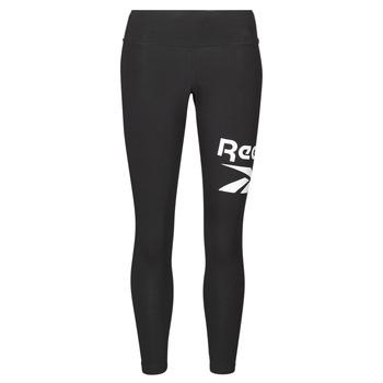 vaatteet Naiset Legginsit Reebok Classic RI BL COTTON LEGGING Musta