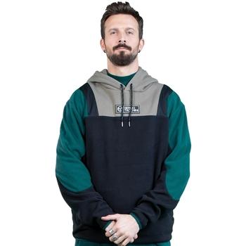 vaatteet Miehet Svetari Sergio Tacchini Sweatshirt  Bliss noir/gris/vert