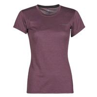 vaatteet Naiset Lyhythihainen t-paita adidas Performance W Tivid Tee Violet