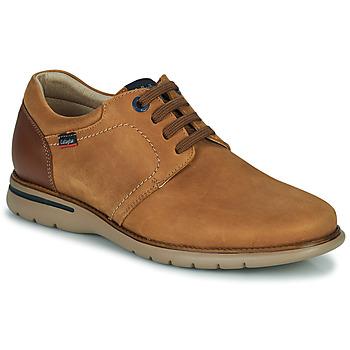 kengät Miehet Derby-kengät CallagHan PARKLINE Brown