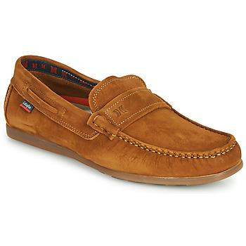 kengät Miehet Mokkasiinit CallagHan DRIVELINE Brown