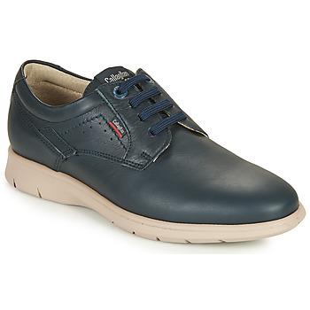 kengät Miehet Derby-kengät CallagHan ASTON Sininen