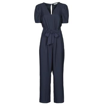 vaatteet Naiset Jumpsuits / Haalarit Naf Naf HEVY D1 Laivastonsininen