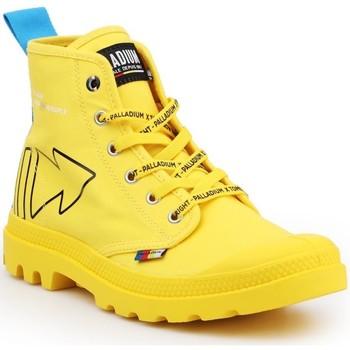 kengät Bootsit Palladium Manufacture Pampa Dare REW FWD 76862-709-M yellow