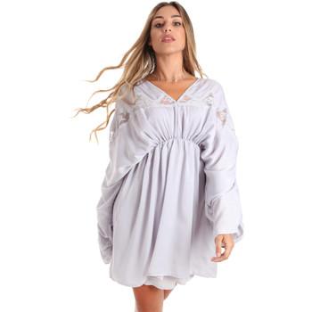 vaatteet Naiset Lyhyt mekko Fracomina FR20SMBARBARA Sininen