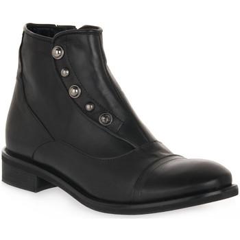 kengät Naiset Nilkkurit Priv Lab 3135 SQUAMA NERO Nero