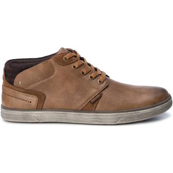 kengät Miehet Bootsit Xti 69081 CAMEL Marrón claro