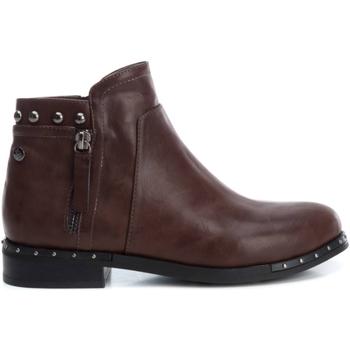 kengät Naiset Nilkkurit Xti 49378 MARRON Marrón