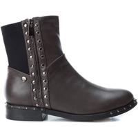 kengät Naiset Nilkkurit Xti 49379 GRIS Gris