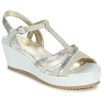 kengät Naiset Sandaalit ja avokkaat Sweet ESNOU Valkoinen