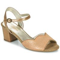 kengät Naiset Sandaalit ja avokkaat Sweet GOLFE Kulta