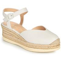 kengät Naiset Sandaalit ja avokkaat Unisa CEINOS Valkoinen