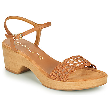 kengät Naiset Sandaalit ja avokkaat Unisa ILOBI Kamelinruskea