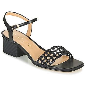 kengät Naiset Sandaalit ja avokkaat Unisa KEMPIS Musta