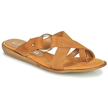 kengät Naiset Varvassandaalit Unisa ADRIEL Camel