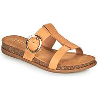 kengät Naiset Sandaalit Unisa CIVETA Kamelinruskea