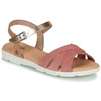 kengät Tytöt Sandaalit ja avokkaat Citrouille et Compagnie OBILOU Vaaleanpunainen