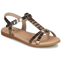 kengät Tytöt Sandaalit ja avokkaat Citrouille et Compagnie OBIS Brown
