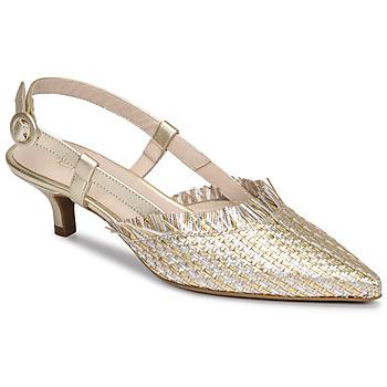 kengät Naiset Korkokengät Fericelli JOLOIE Kulta