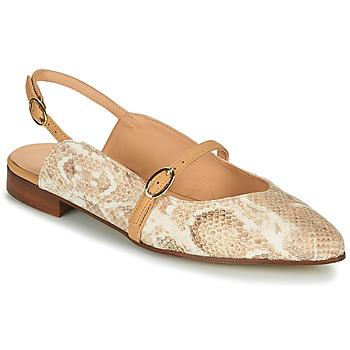 kengät Naiset Balleriinat Fericelli SUSANNA Valkoinen