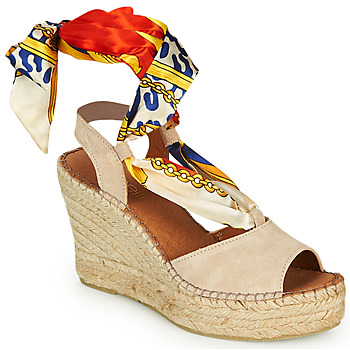 kengät Naiset Sandaalit ja avokkaat Fericelli CORTINA Beige