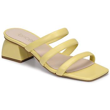 kengät Naiset Sandaalit Fericelli TELIA Keltainen