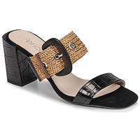 kengät Naiset Sandaalit Fericelli MARCO Musta