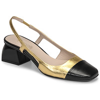kengät Naiset Korkokengät Fericelli TIBET Kulta / Black