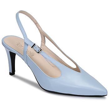 kengät Naiset Korkokengät Fericelli TIBET Sininen
