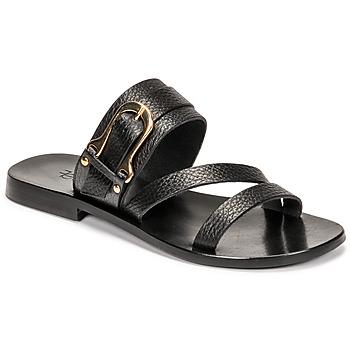 kengät Naiset Sandaalit ja avokkaat Fericelli STAMP Musta