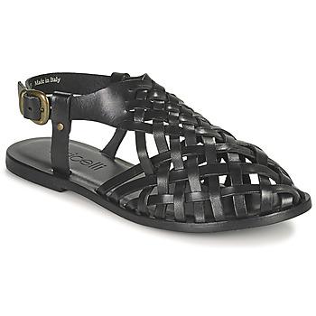 kengät Naiset Sandaalit ja avokkaat Fericelli VACHETTA Musta
