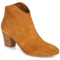 kengät Naiset Nilkkurit Fericelli CROSTA Taupe