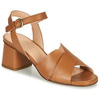 kengät Naiset Sandaalit ja avokkaat Fericelli NAPPA Kamelinruskea