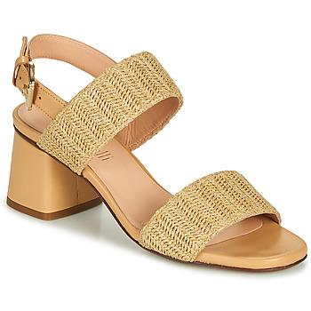 kengät Naiset Sandaalit ja avokkaat Fericelli MARRAK Beige