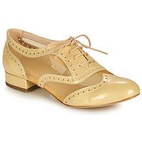 kengät Naiset Herrainkengät Fericelli ABIAJE Keltainen