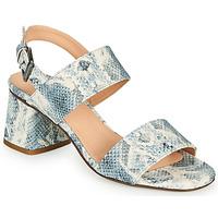 kengät Naiset Sandaalit ja avokkaat Fericelli PIXON Sininen