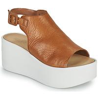 kengät Naiset Sandaalit ja avokkaat Sweet Lemon PYTON Ruskea